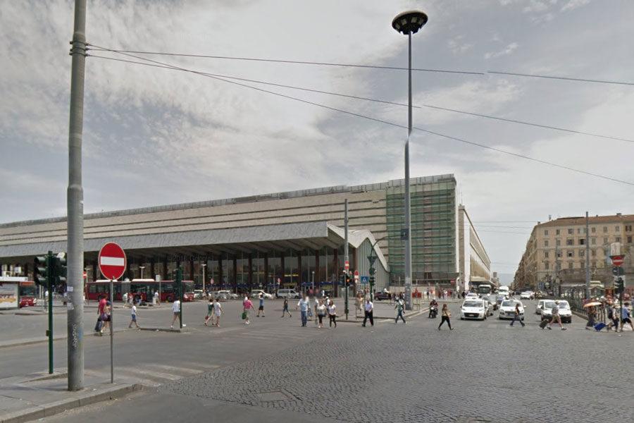 Rome termini station