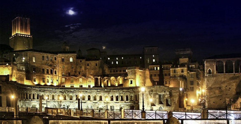 trajan's market, mercati di traiano roma