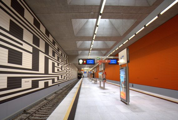 metro in rome - next opening Line c San Giovanni Station